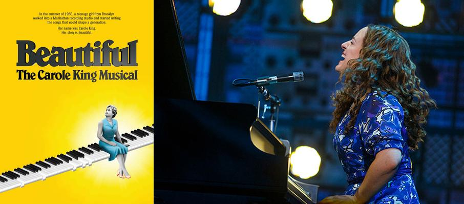 Beautiful: The Carole King Musical at Weidner Center For The Performing Arts