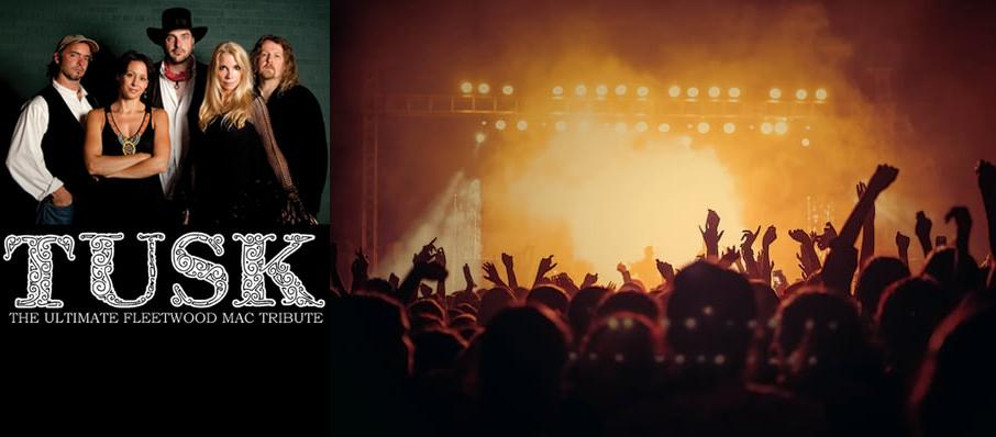 Tusk - Tribute Band at Meyer Theatre