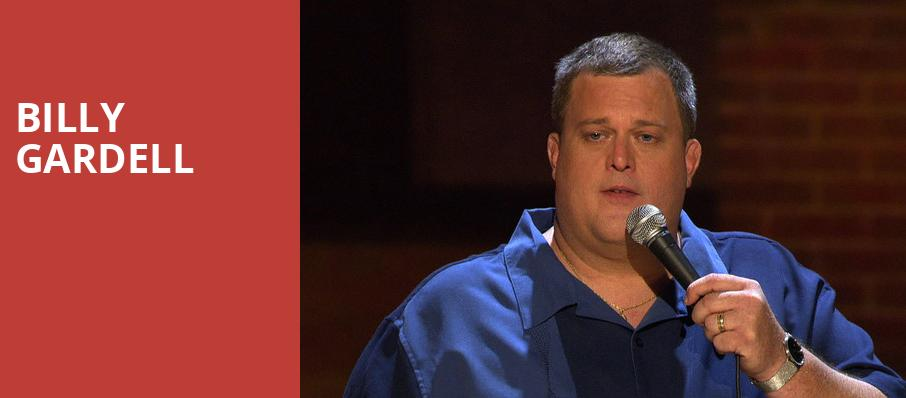 Billy Gardell, Meyer Theatre, Green Bay