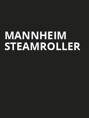 Mannheim Steamroller, Weidner Center For The Performing Arts, Green Bay